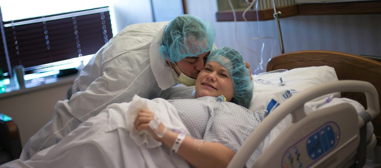 Glasgow, Ky Cesarean birth at TJ Samson Community Hospital