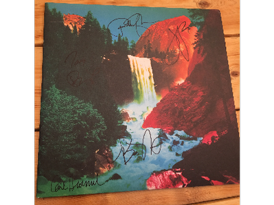 My Morning Jacket, Waterfall Album (Autographed)