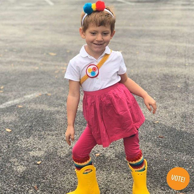 Please take a moment to go to @primarycostumes and vote for #babydukebrown by liking and commenting.  You can also share the post in your story.  We sure would benefit from a year of free @primarydotcom clothes!!