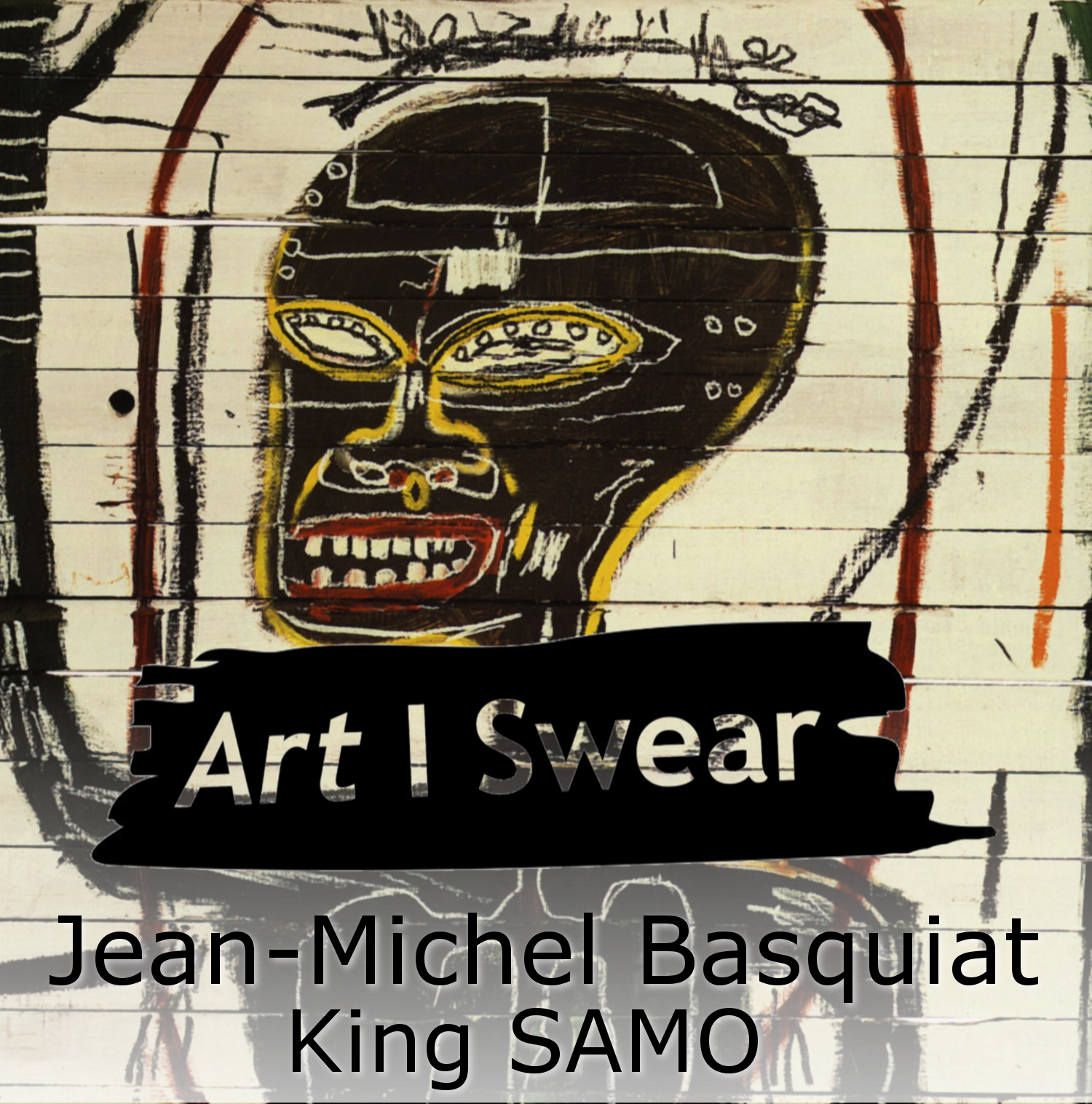 Jean-Michel Basquiat Art I Swear Logo LARGE.png