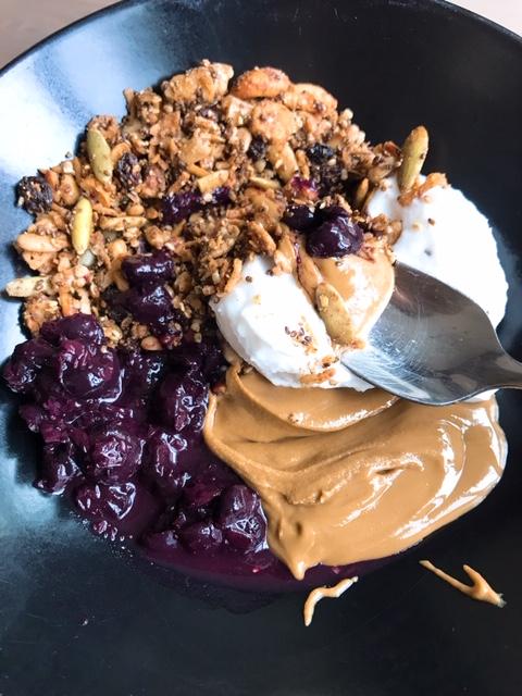 yogurt bowl w spoon.JPG