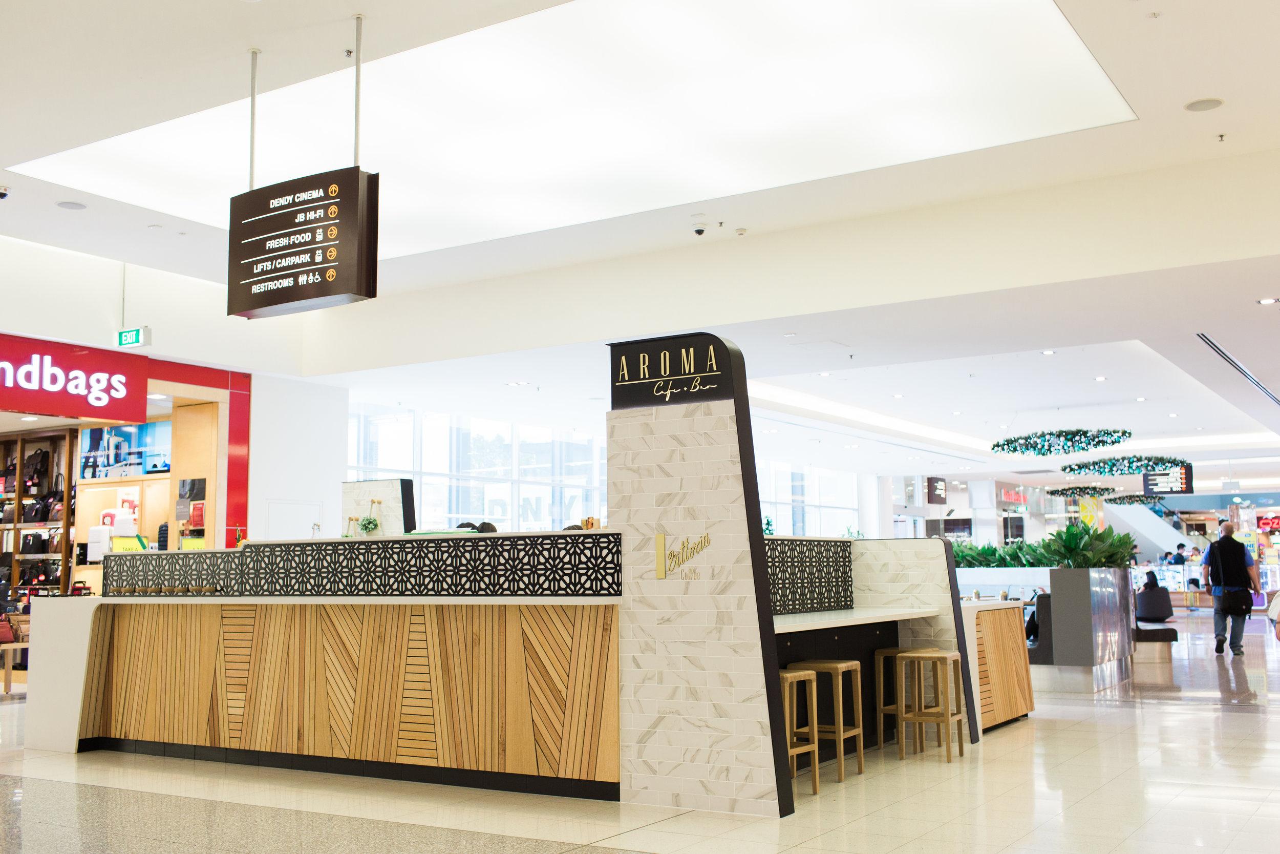 Aroma Cafe -