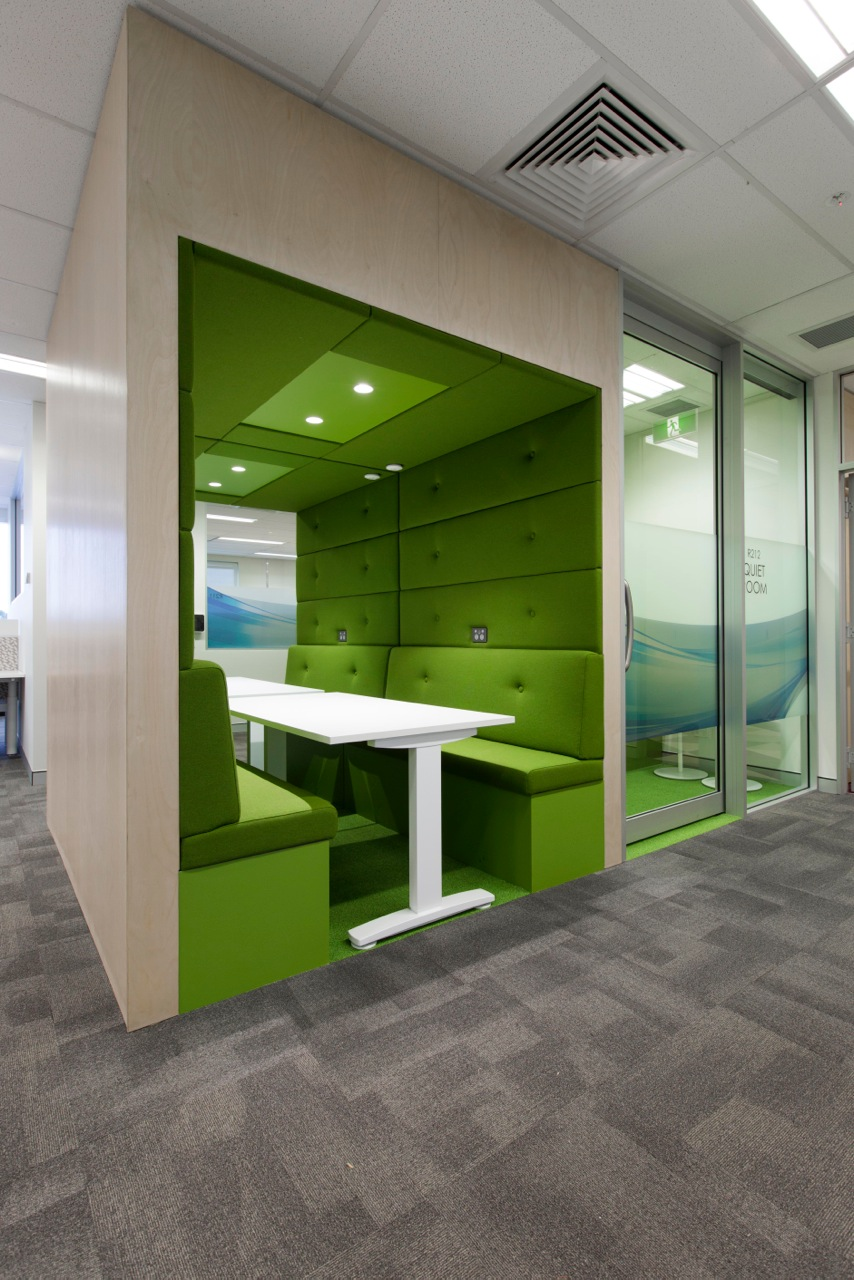 A Workplace of the Future -