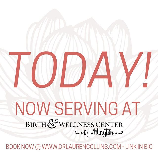 Finally! So excited to be here! Just wrapped up my first shift here @birtharlington and looking forward to continuing to serve in this beautiful space. Link in bio or email me at hello@drlaurencollins.com to book 💓 . . . #drlaurencollins#forthworthchiropractor#arlingtonchiropractor#grandprairiechiropractor#birthcenterbirth#arlingtonbirthcenter#blackdoula#dfwdoula#dallsdoula#fortworthdoula#babybump#mommytobe#newmama#expectingmama#newbornlife#thisispostpartum