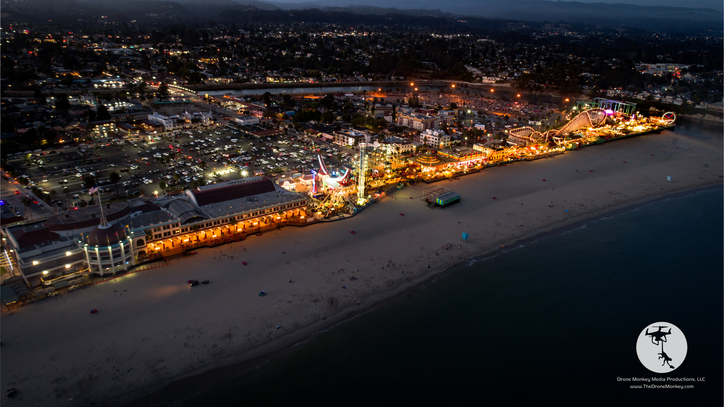 Santa Cruz Beach Boardwalk, Santa Cruz, CA