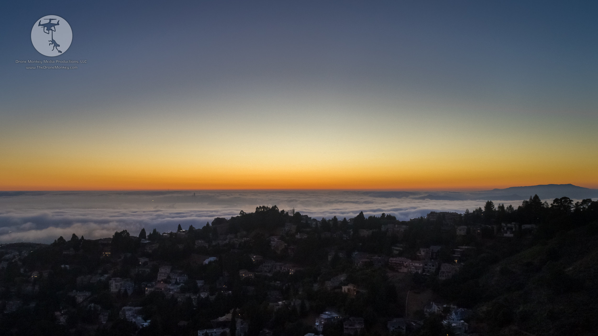 View from Grizzly Peak, Berkeley, CA