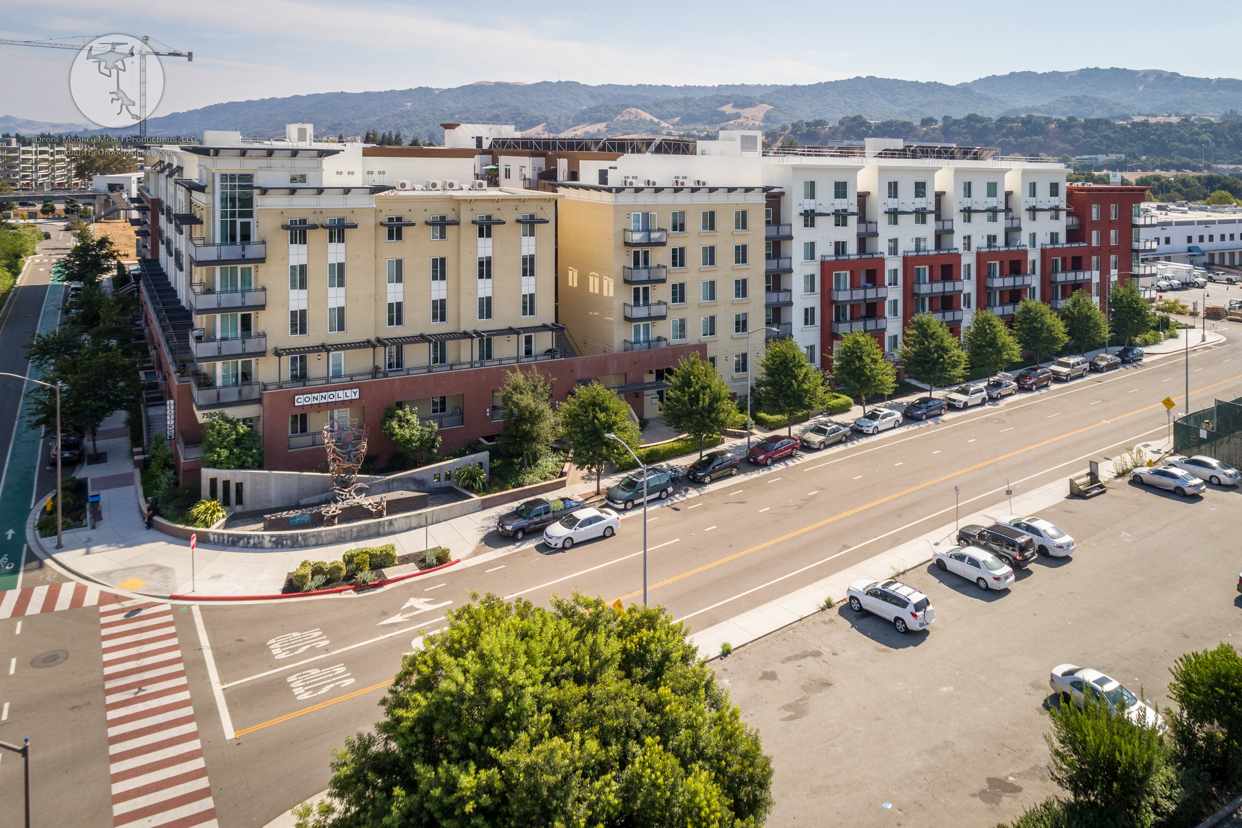 Connolly Station Apartment Homes, Dublin, CA