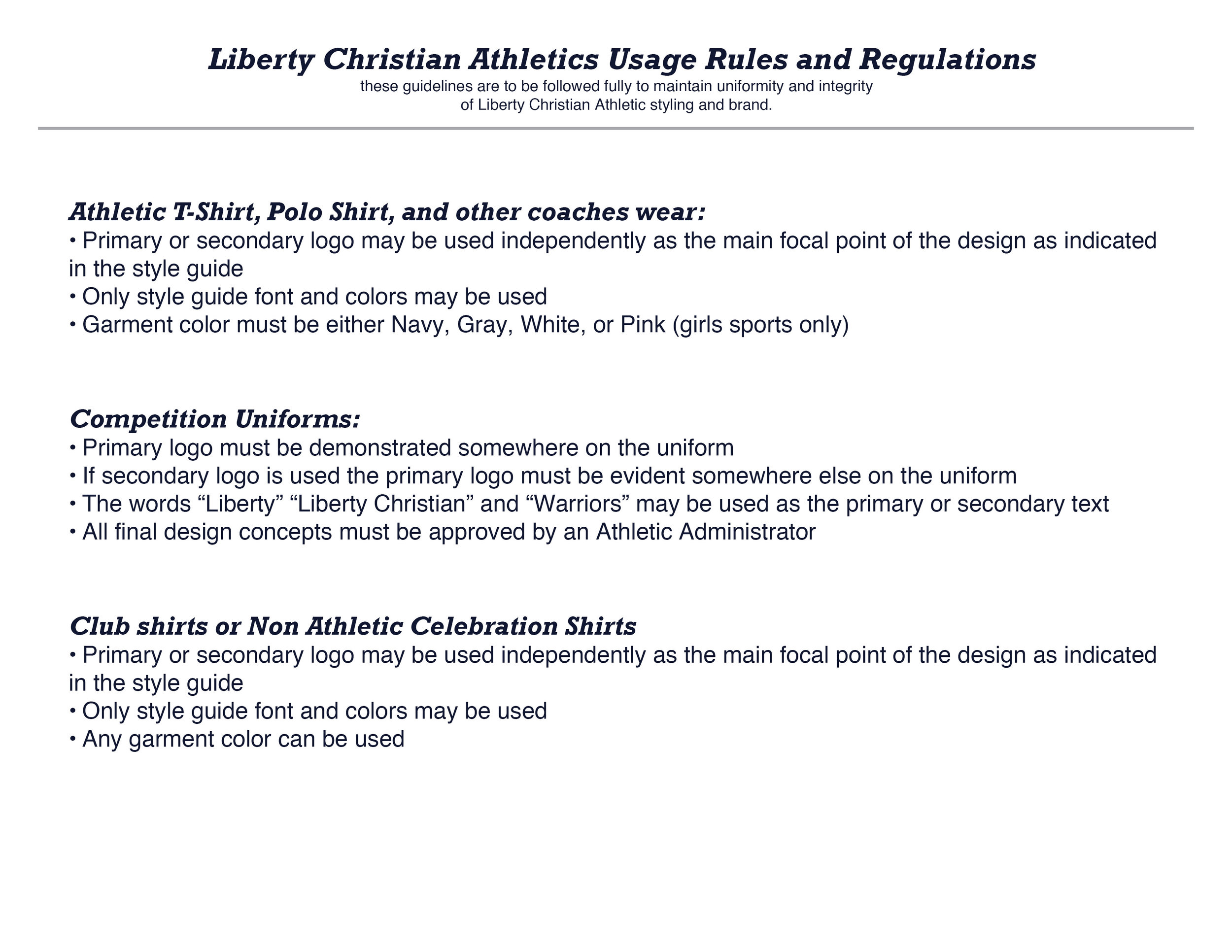 Liberty Christian Athletics Style Guide updated 9-1-15-9.jpg