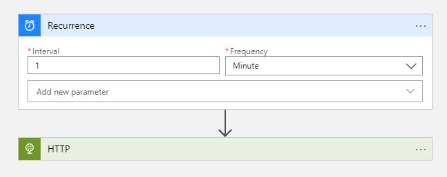 A simple Azure Job to trigger background tasks