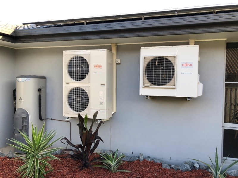Domestic work-Ducted & Split System Air COn - Upper Coomera, Gold Coast, QLD