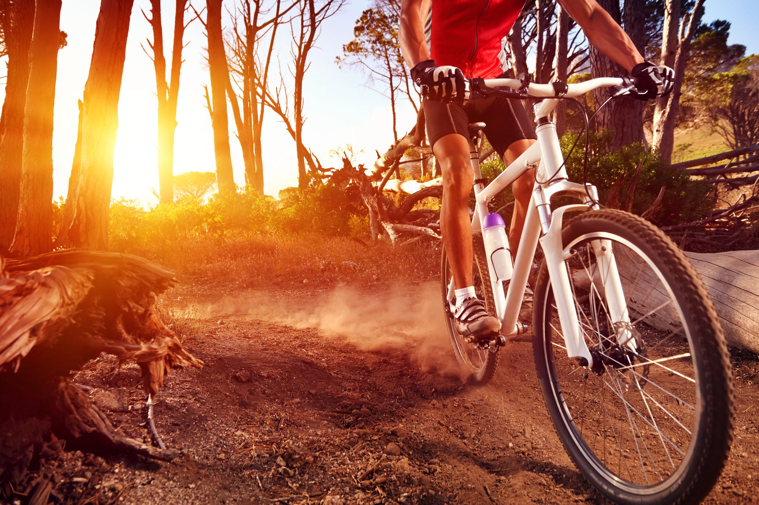 Mountain Biking-Biking-Physical Therapy Whitefish