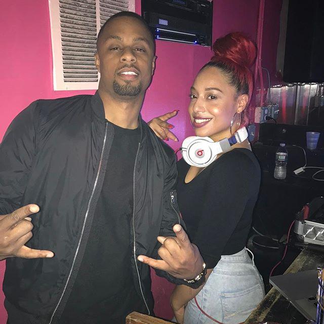 S/o to @djshortywop 🤘🏽😈 #mar #turnup #birthday #hustle #flex #datway #philadelphia #popmusic #photography #fashion #beatsbydre #gameday #club #southbeach #believeinyourself #jetlife #femaledjs