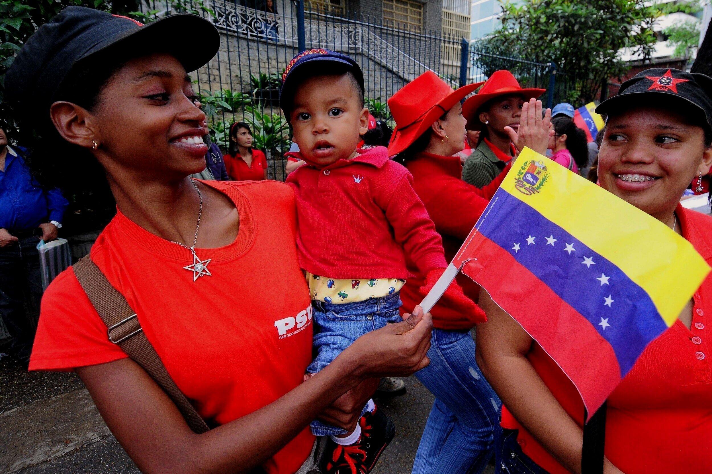 venezuelan people 2020 - 1000×665