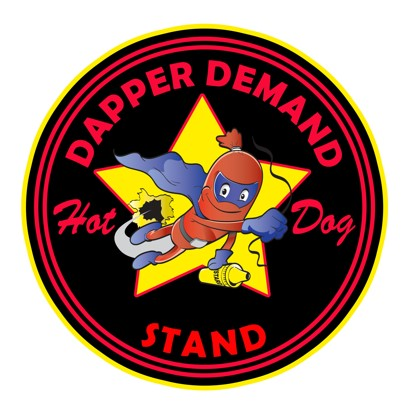 Dapper Demand Hot Dog Stand