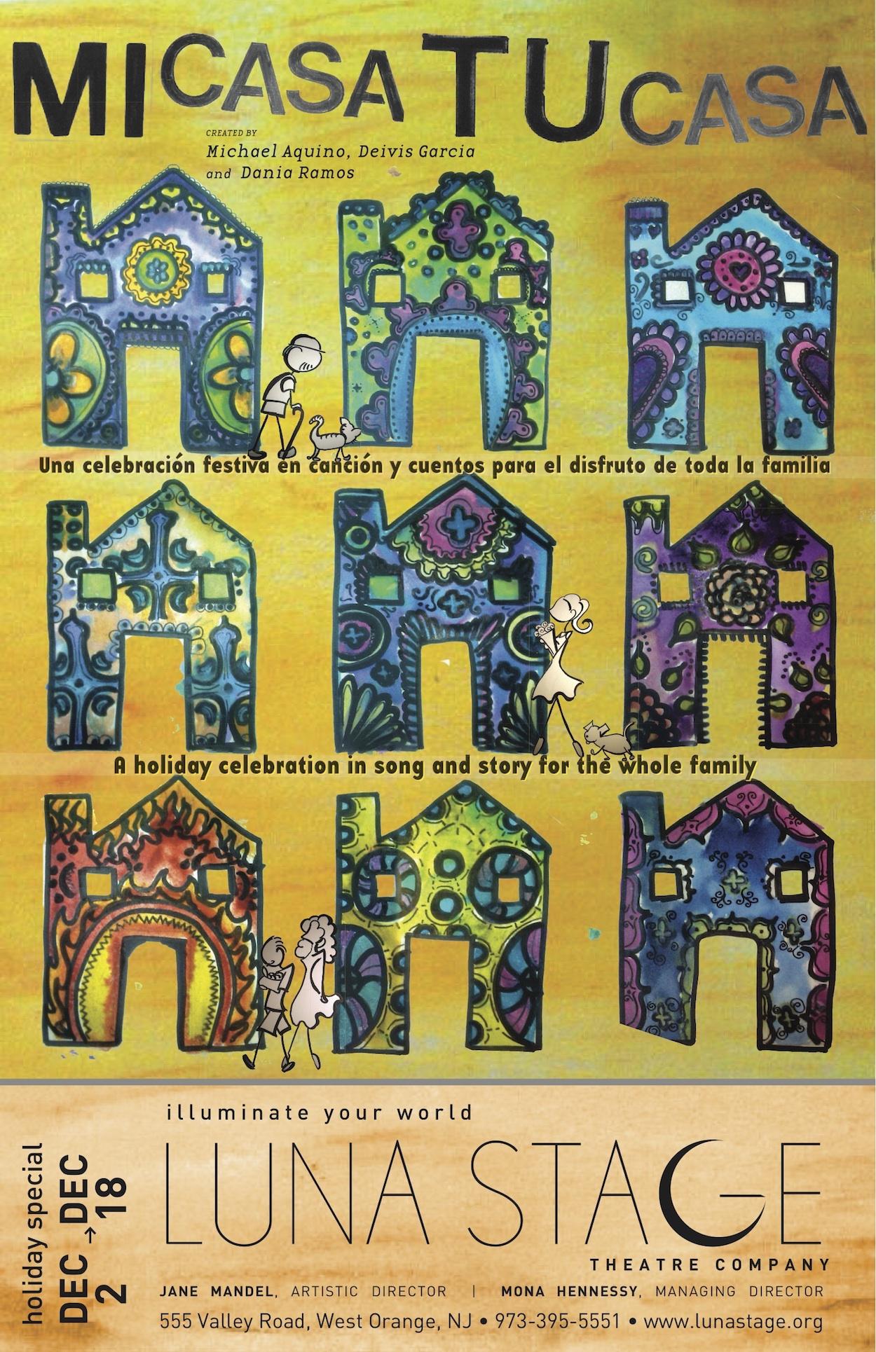 Mi Casa Tu Casa (Holiday Version)