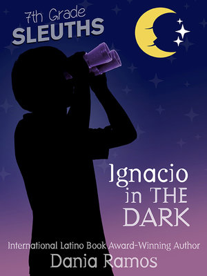 Ignacio in the Dark Front Cover