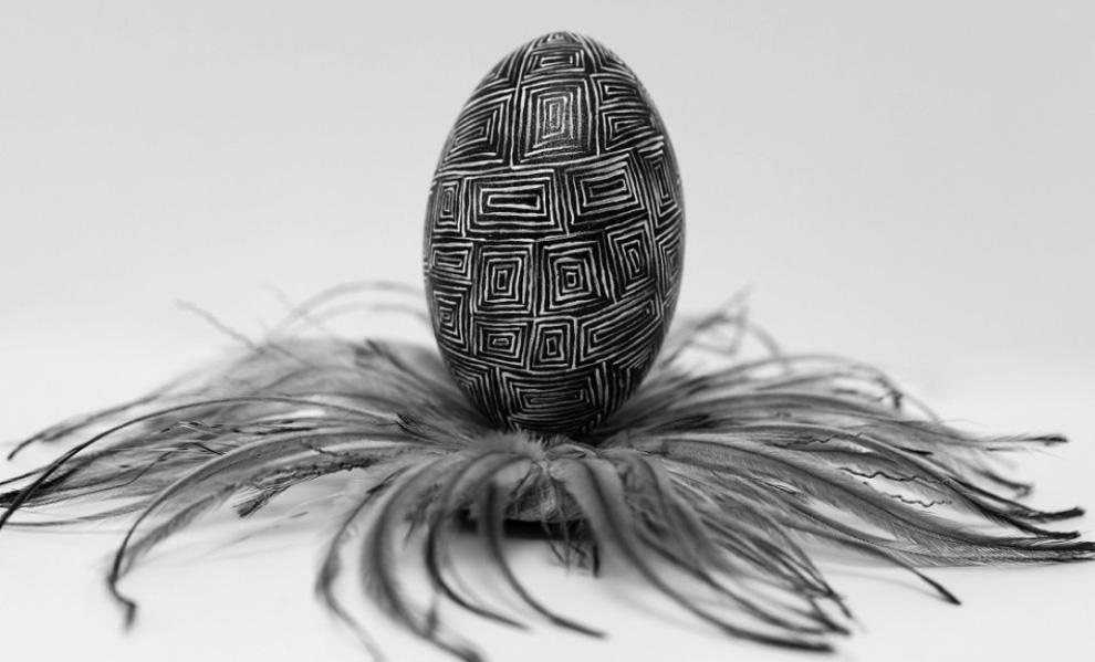 Emu Egg by Bonni Ingram