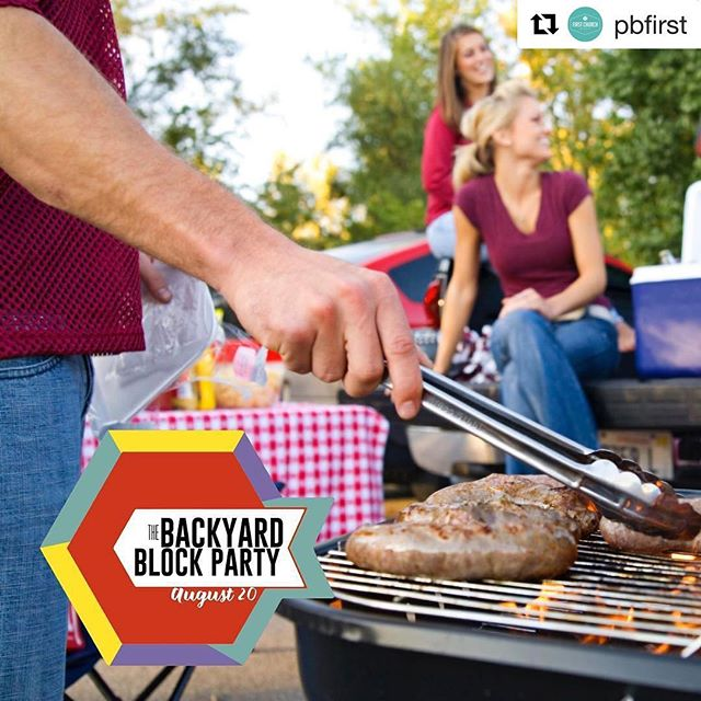 **RESCHEDULED FOR AUGUST 27th 4pm** Poplar Bluff First Church of God #Repost @pbfirst (@get_repost) ・・・ This Sunday, August 20th at 4PM, we will be in our backyard at South Pointe Apartments grilling hotdogs, playing some outdoor games, handing out loaded backpacks to those with children, and getting to know our neighbors!! We love our community and want to play a more prominent role and it begins in our backyard.  Come out and be a part of The Backyard Block Party! We would love to meet you and share some food and fun with you!  Everything begins at 4PM.  #pbfirst #servemycity