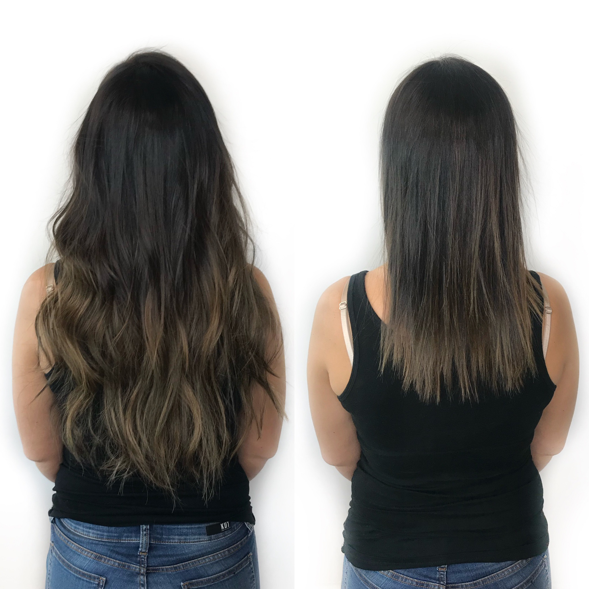 Great Lengths Before & After