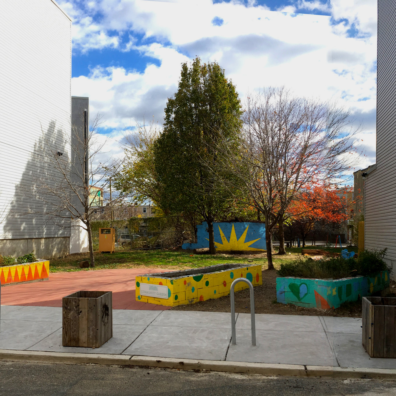 Kern Street Park -