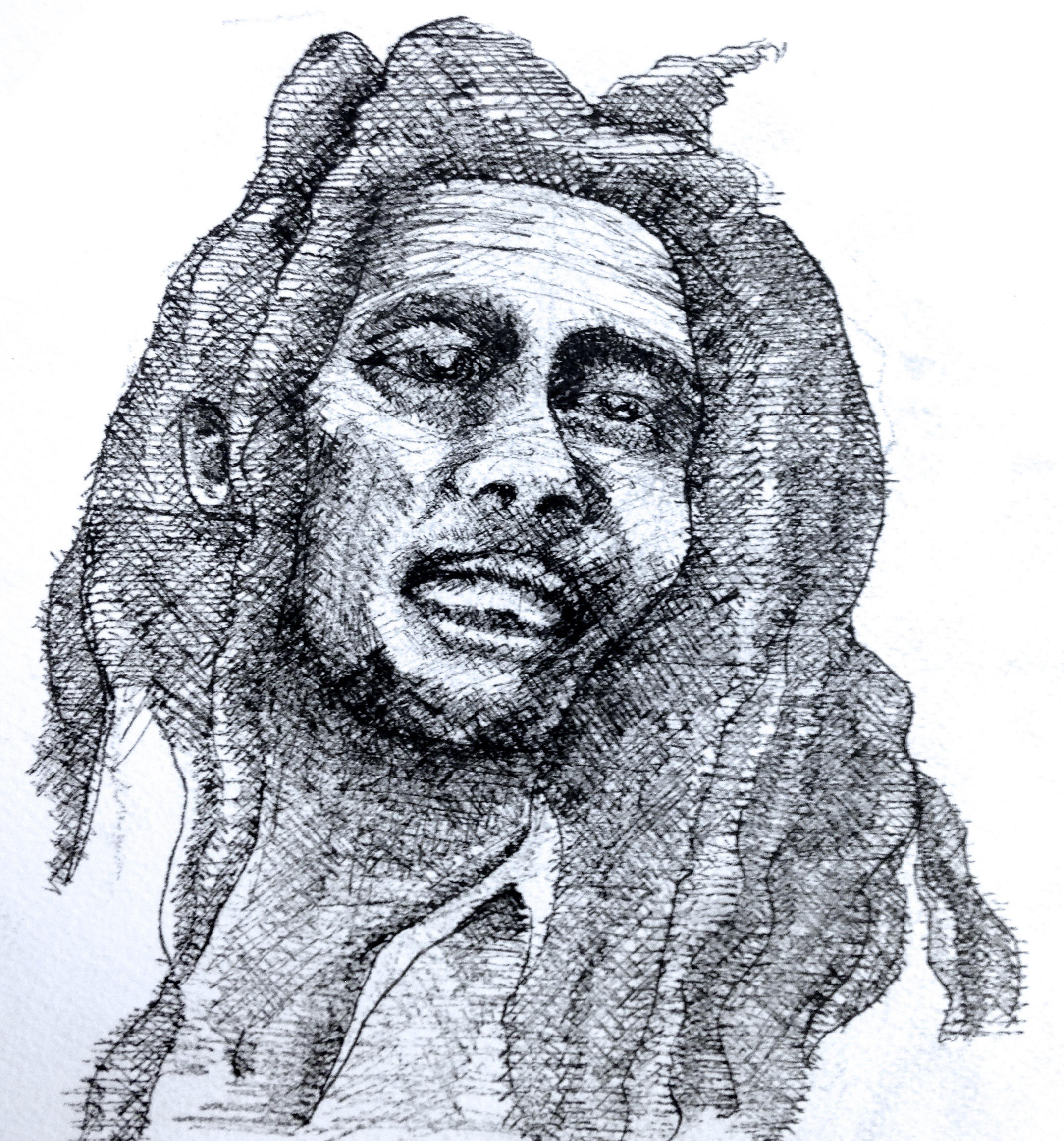 """""""none but ourselves can free our mind.""""  bob marley, 2014."""