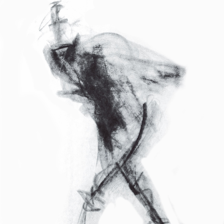 gesture drawing, 2014.