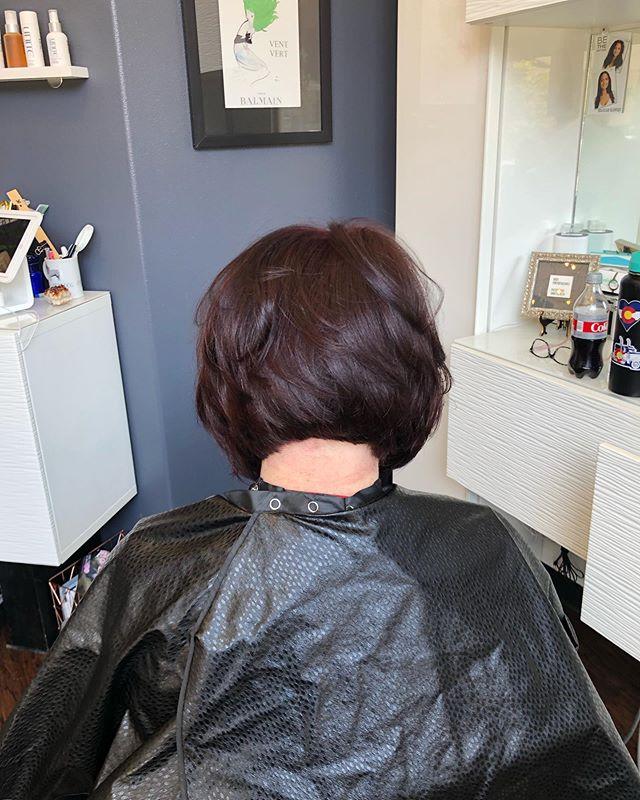 Hi! 😘 • • • • Book online - link in bio 🖥 📱 💻 ⌨️ • • • • #VudoHair #JayforVudoHair #Vudo #Hair #VudoHairSalon #Salon #Denversalon #hairsalon #hairstylist #denverhairsalon #303hair #5280hair #denver #salon  #LetMeBeYourHairDaddy #HairDaddy #colorbar #balayagespecialist #haircolor #balayage #colorspecialist #haircut #hair #hairart #👨🏼🎨 #🦄