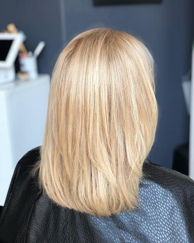 From brown & wavy to blonde and straight - always good time with this one ❤️❤️❤️❤️❤️❤️❤️❤️❤️❤️❤️❤️❤️❤️ • • • • Book online - link in bio 🖥 📱 💻 ⌨️ • • • • #VudoHair #JayforVudoHair #Vudo #Hair #VudoHairSalon #Salon #Denversalon #hairsalon #hairstylist #denverhairsalon #303hair #5280hair #denver #salon  #LetMeBeYourHairDaddy #HairDaddy #colorbar #balayagespecialist #balayage #colorspecialist #haircut #hair #hairart #👨🏼🎨 #🦄
