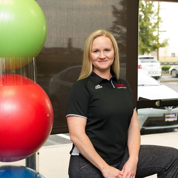 Jill Austin, PT - has 18 years of experience, having graduated from Wichita State University with a Bachelor of Exercise Science in 1998, and a Master of Physical Therapy in 2000. She also became a Certified Strength and Conditioning Specialist in 2000, and has additional training in manual therapy of the spine and nervous system. Her areas of focus are the spine, pelvis, and hip.