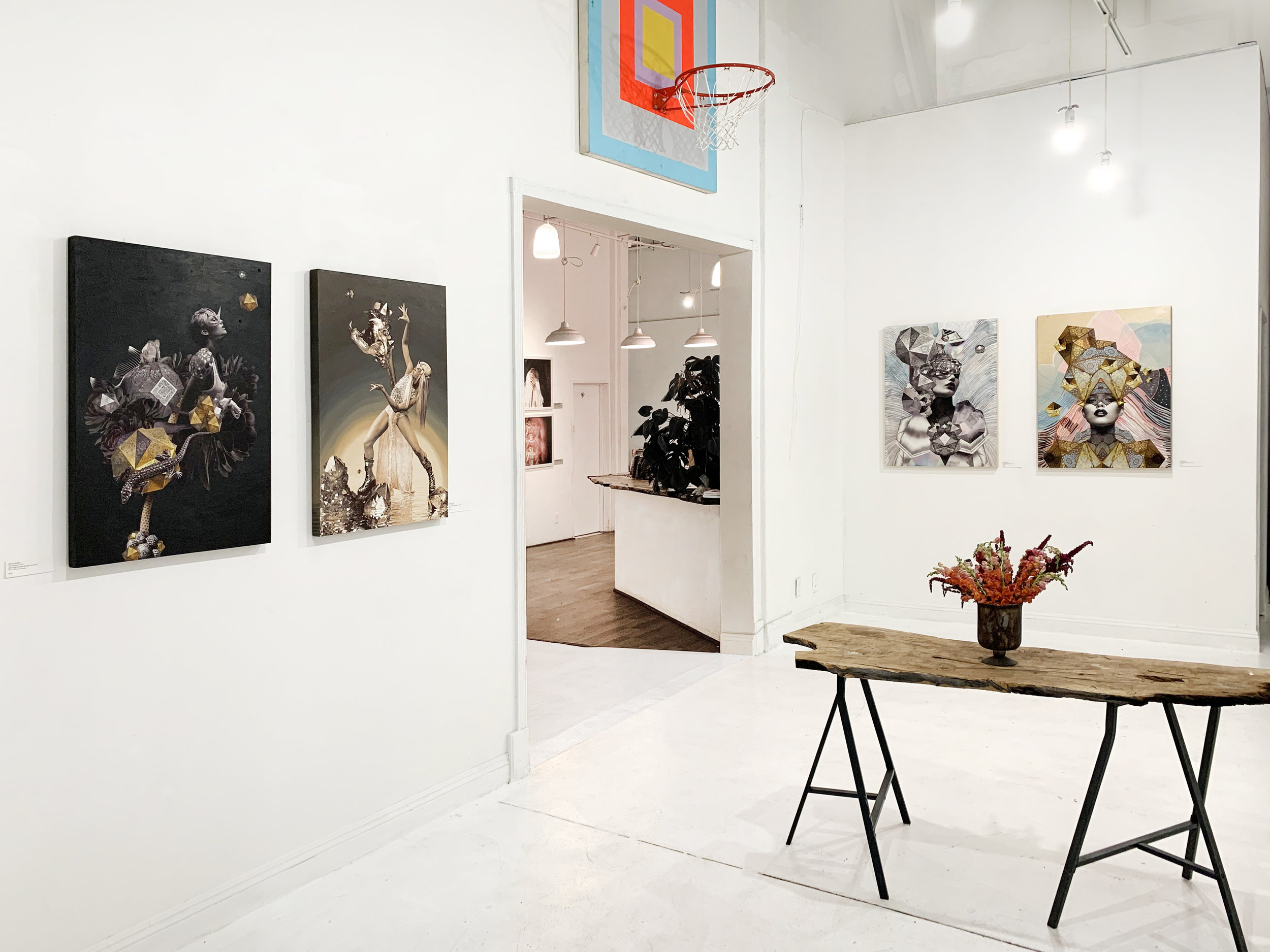 Book your next event - This space is on Gallery row - a staple of the Los Angeles art scene.