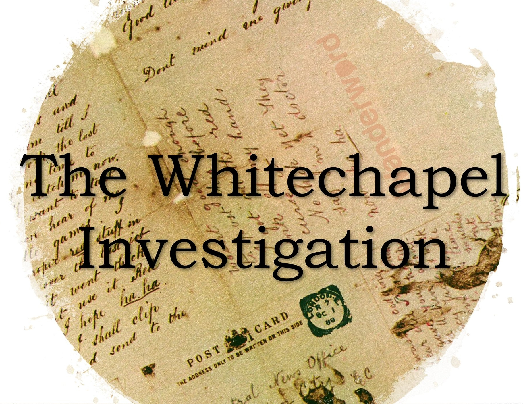 """OCTOBER 2018  - We took to the streets of London to test our Wanderword prototype """"The Whitechapel Investigation"""" using geo-location and speech driven narrative to impact a story"""