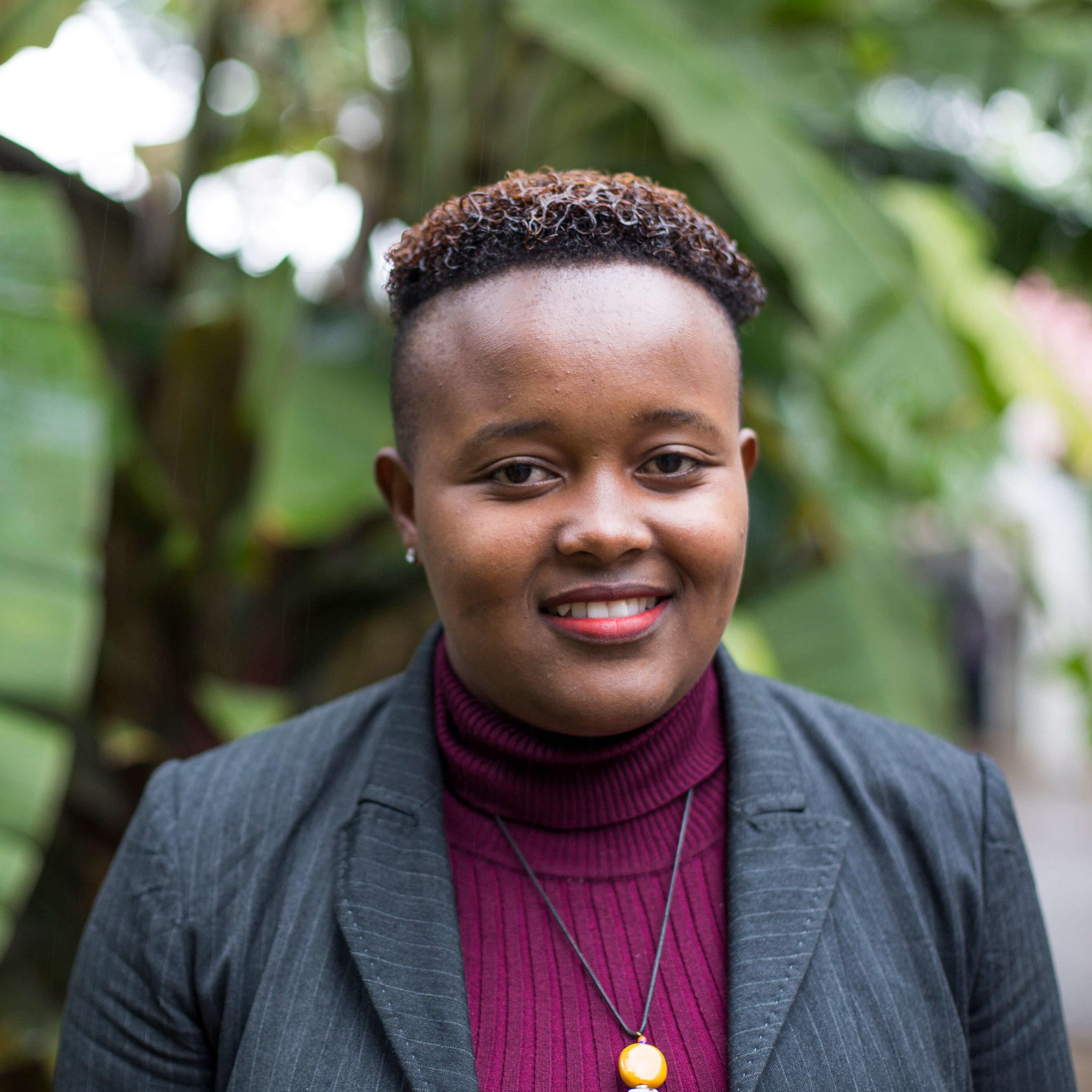 Maureen Njoki - Admin