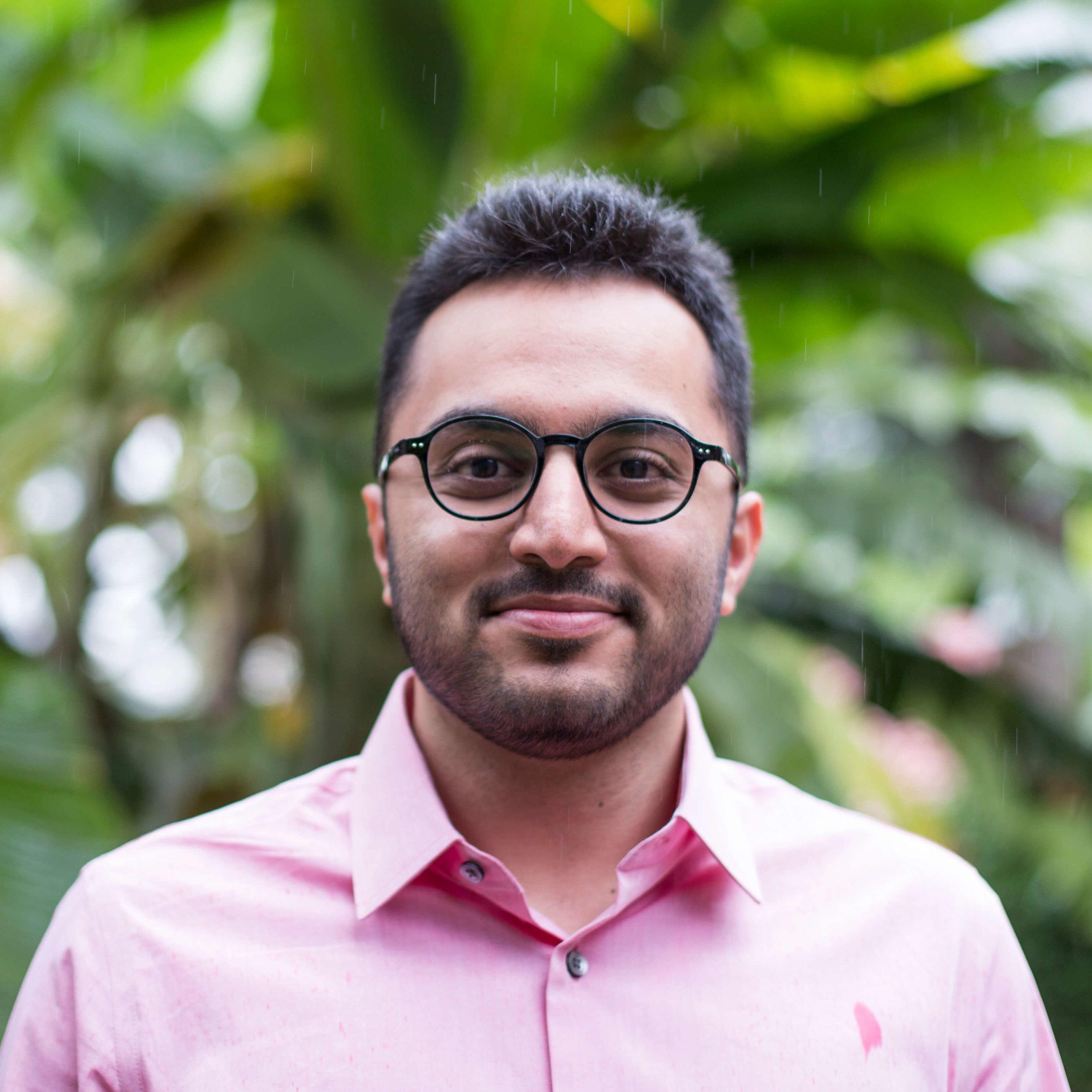 Dip Patel - Head of Growth