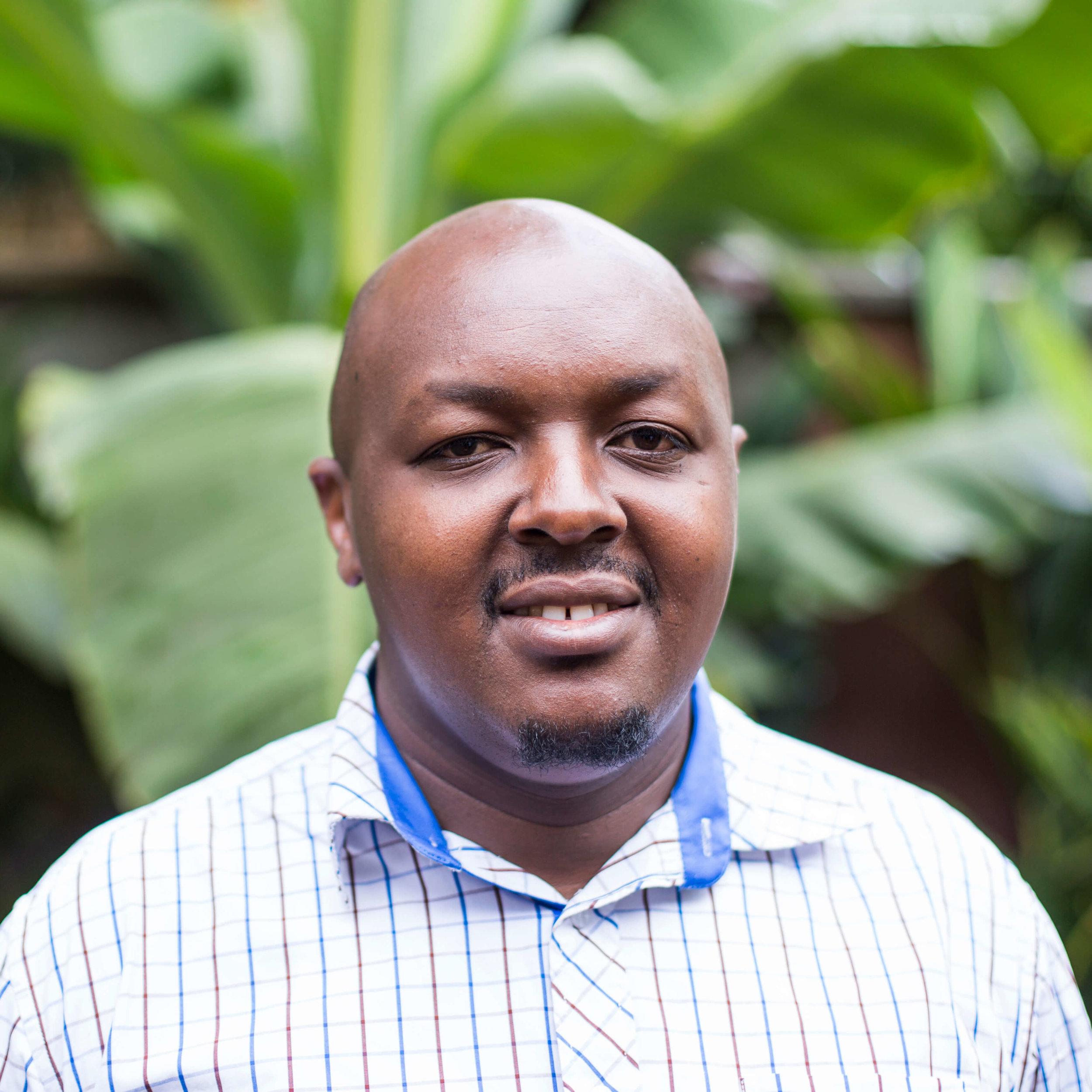 Johnson Waweru - Call Center Manager
