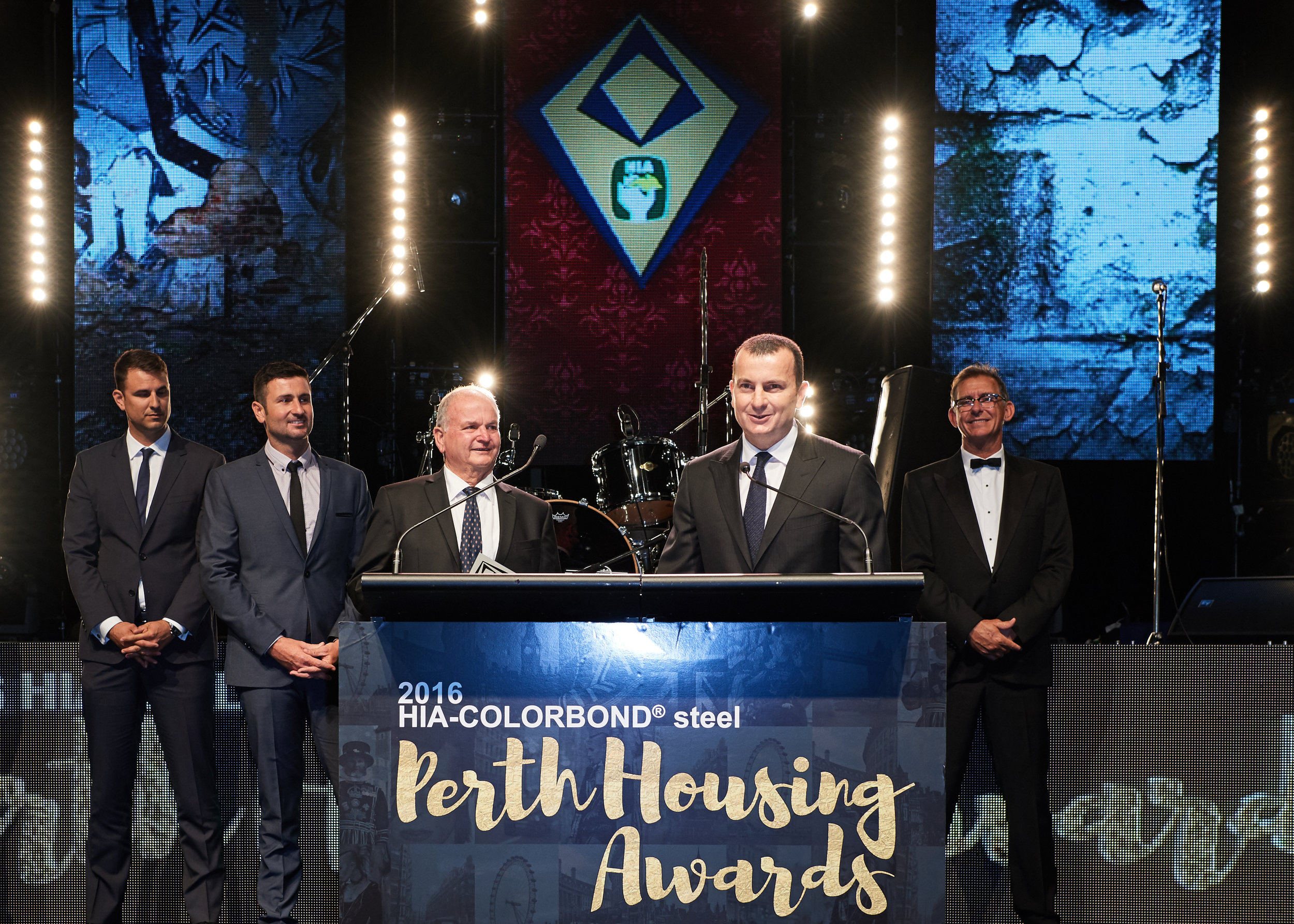 Spadaccini homes (On Stage)HIA Awards 2016.jpg