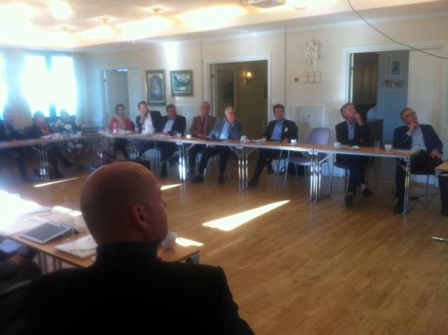 Näringslivsseminarie på Näringsföreningen i Tromsøregionen