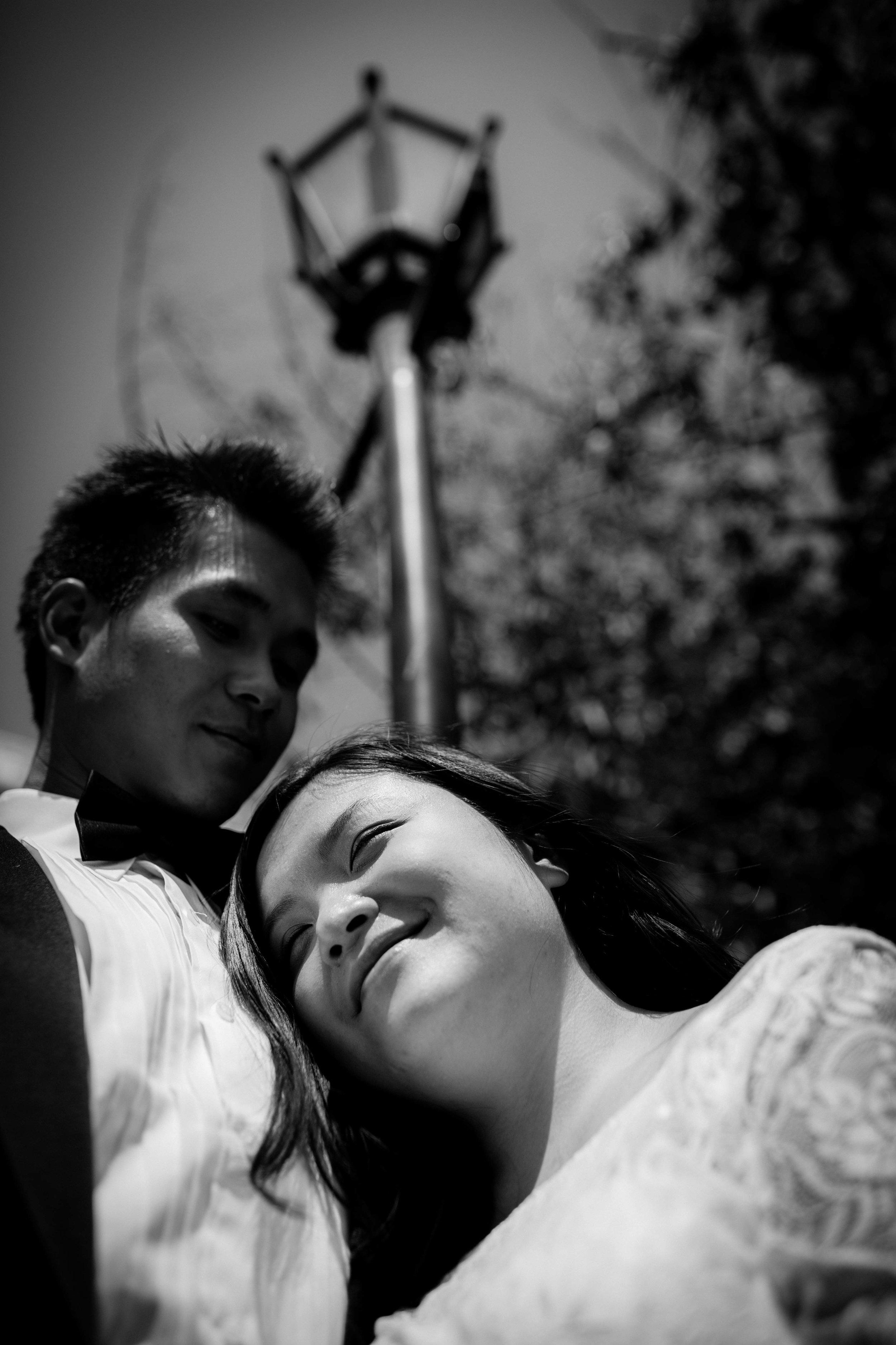 Couples pre-weddign photo shoot, Tokyo (Asakusa)