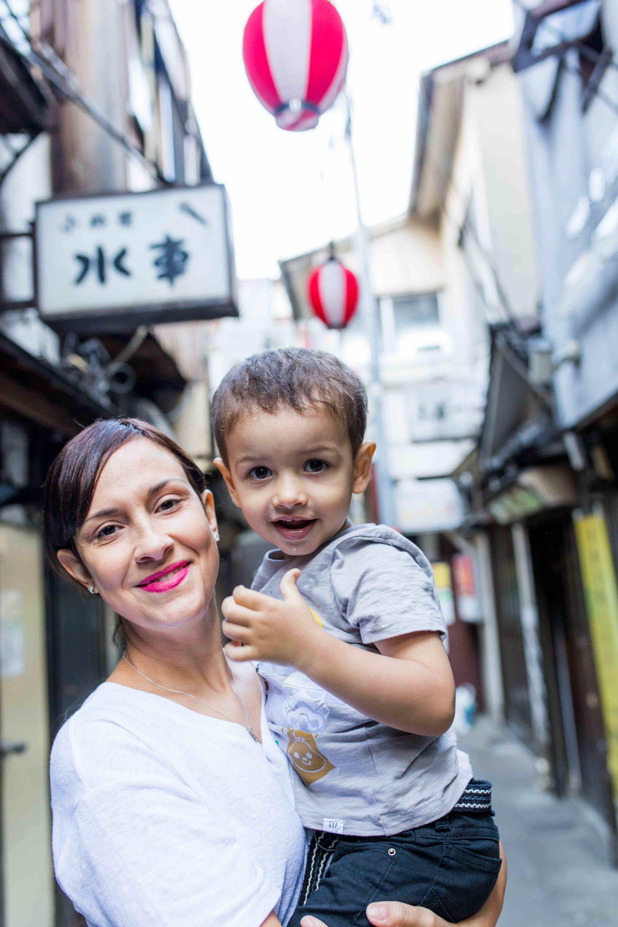 Family photos, Tokyo (Shibuya)