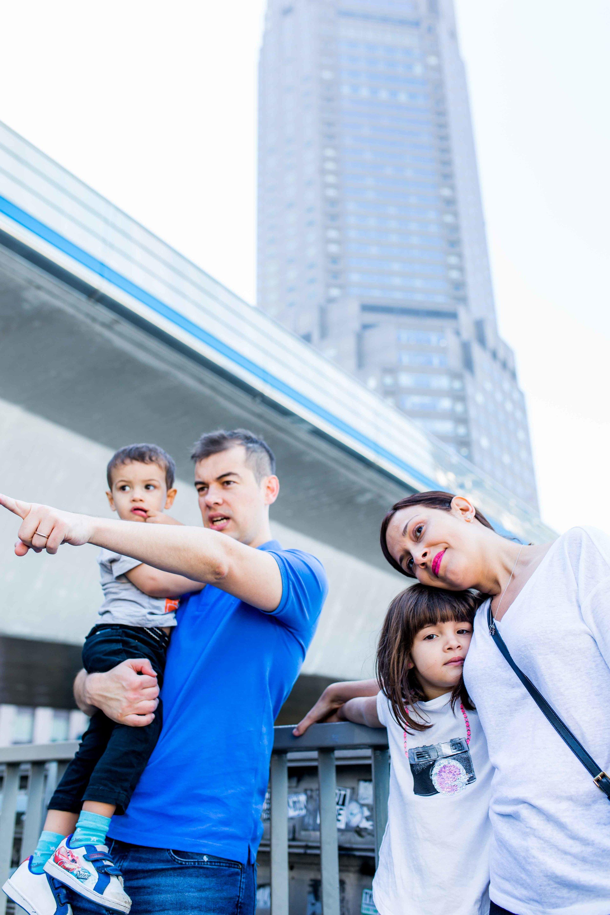 Family photographer, Tokyo