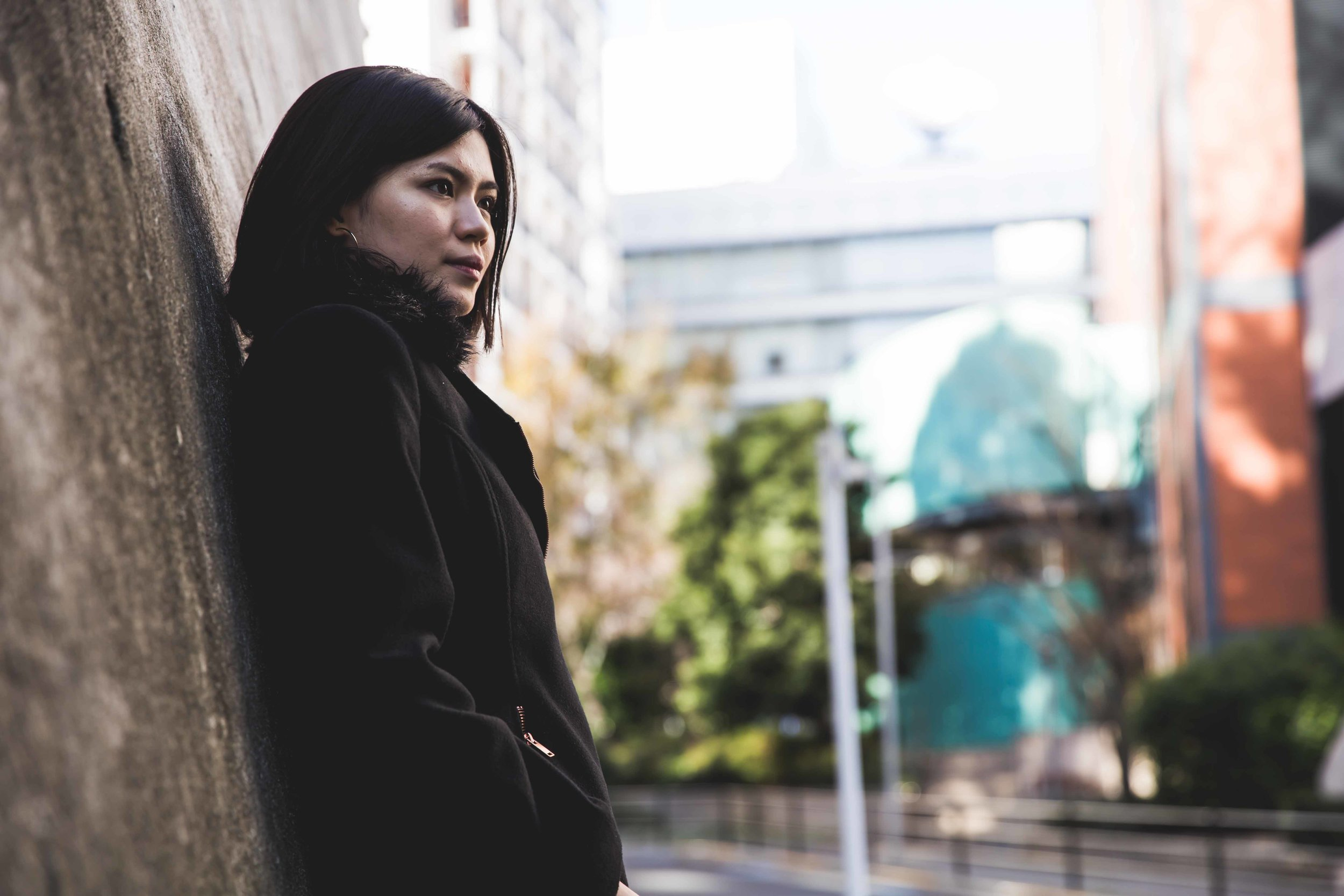 Engagement shoot, Tokyo