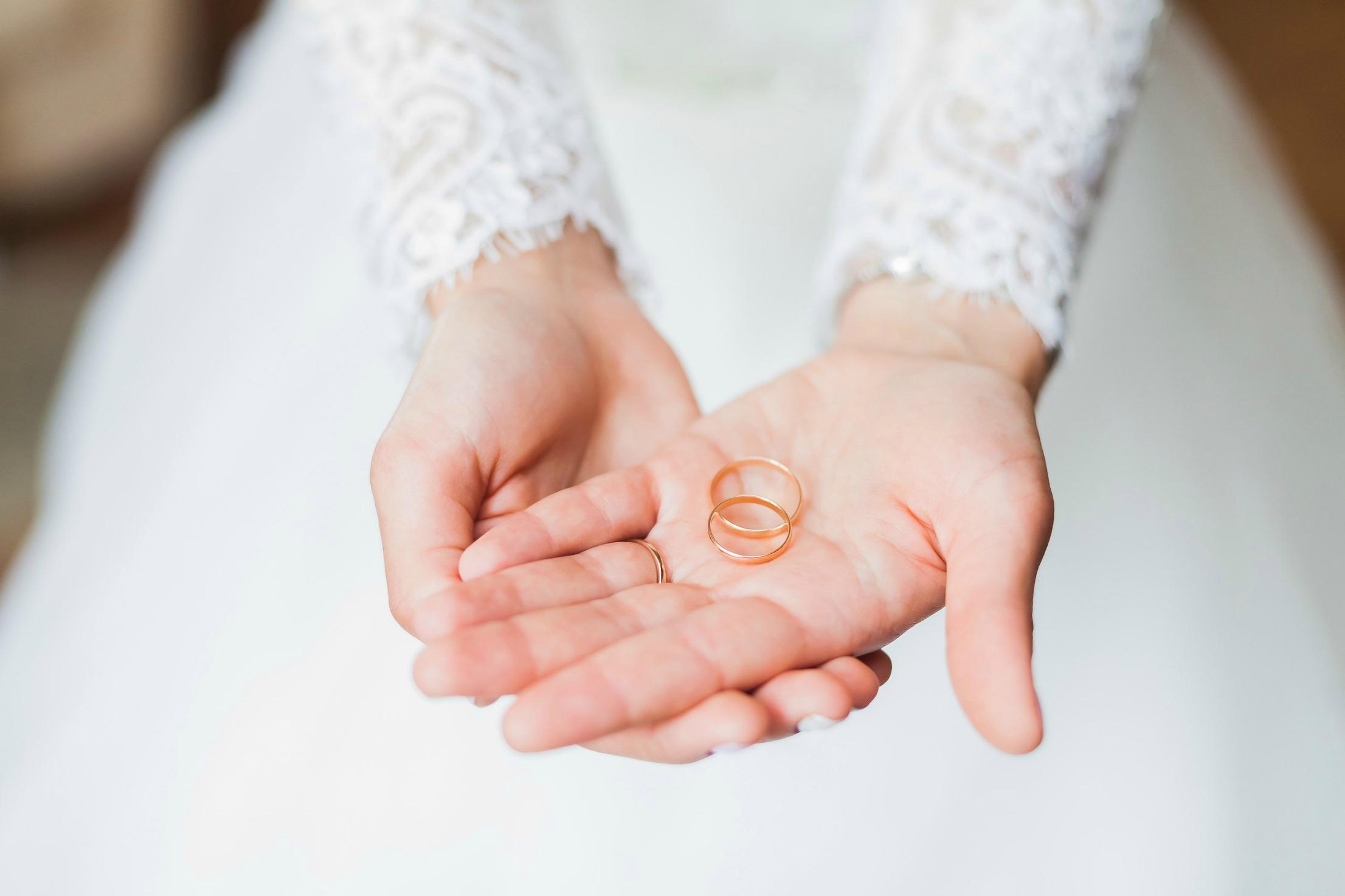 A YOUNG BRIDE FACES JUDGEMENT -