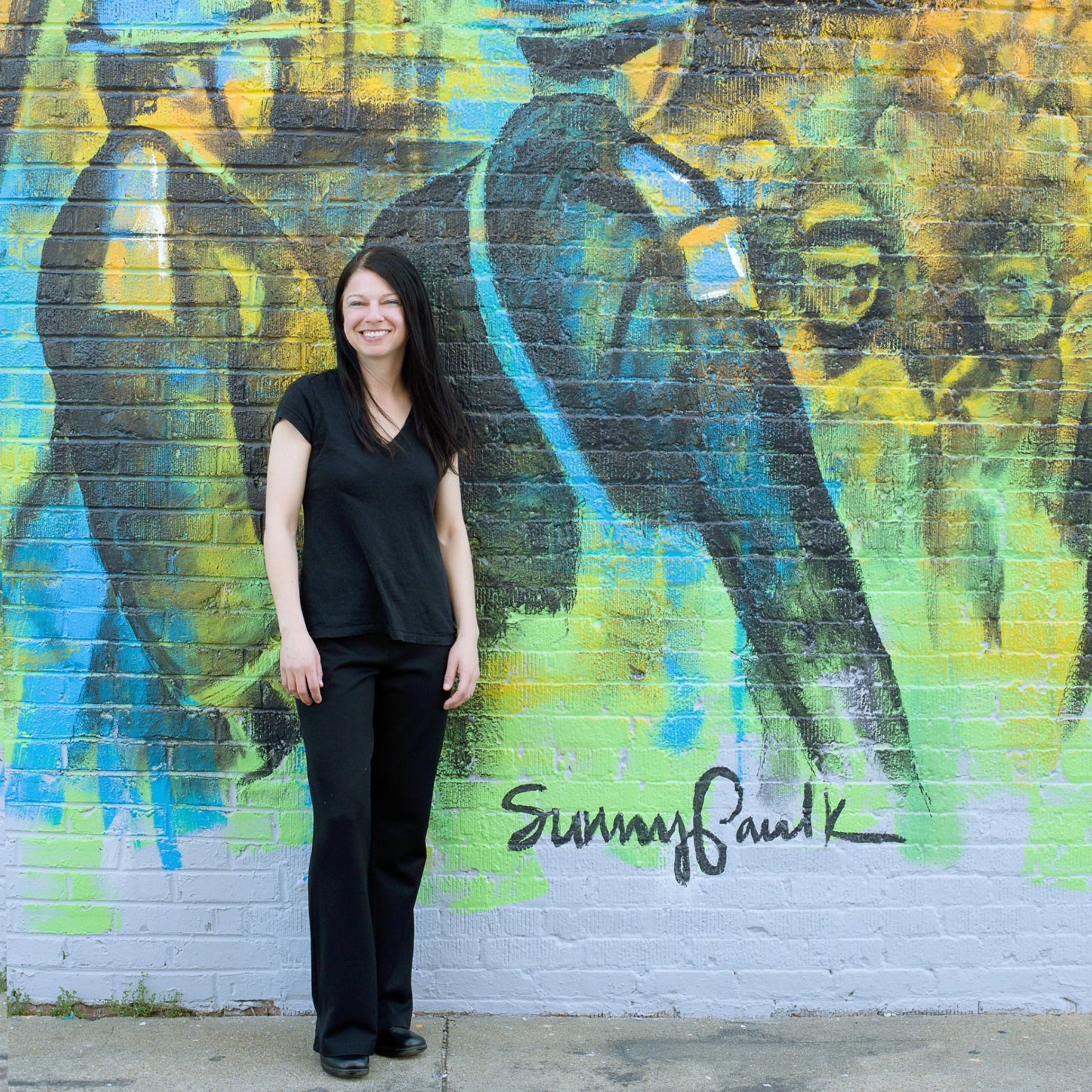 MEET SUNNY - 41, Artist & Graphic DesignerMontgomery, Alabama, USAA VEGAN, HUMAN RIGHTS ADVOCATE AND LIBERAL ARTISt WHO SHINES AS HER TRUE SELF