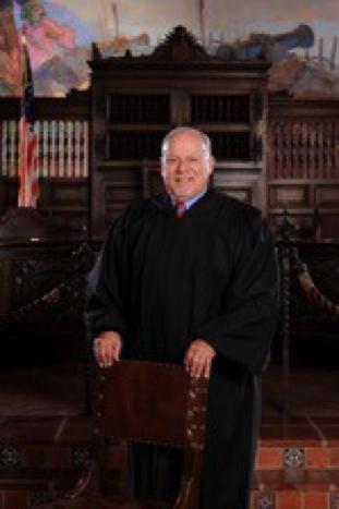 Retired Supreme Court Judge Frank Ochoa is a UCSB History alumnus.