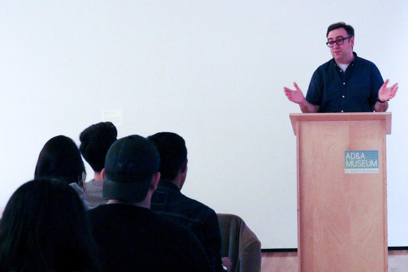 Krut hosting the 2017 Quarterly Starting Lines Reading