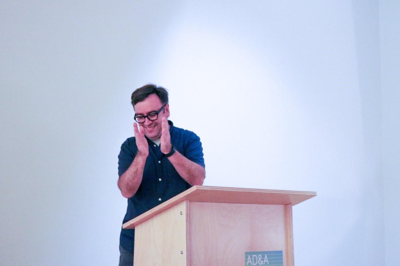 Writing Program Lecturer Robert Krut