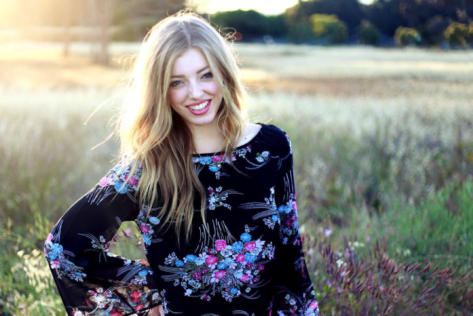 Julia Marsh, UC Santa Barbara alumna, is now a graduate student and graphic designer.
