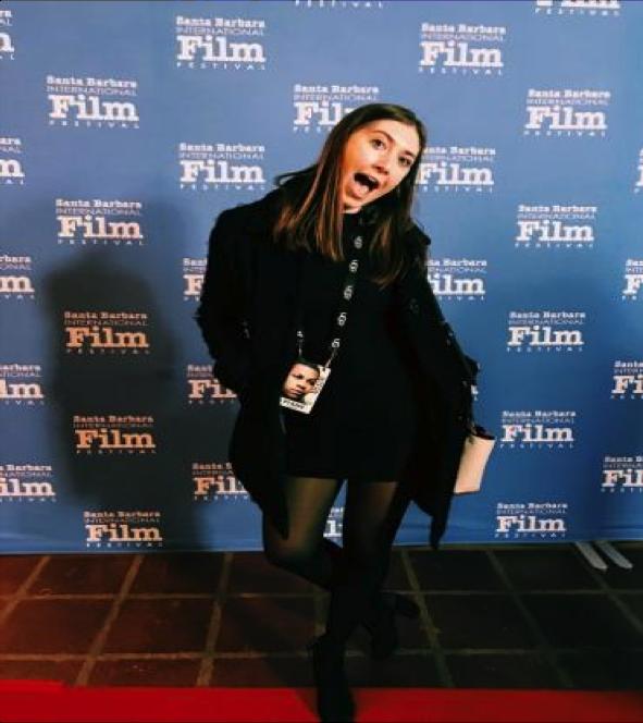 Ryann interned at the 2018 Santa Barbara Film Festival.