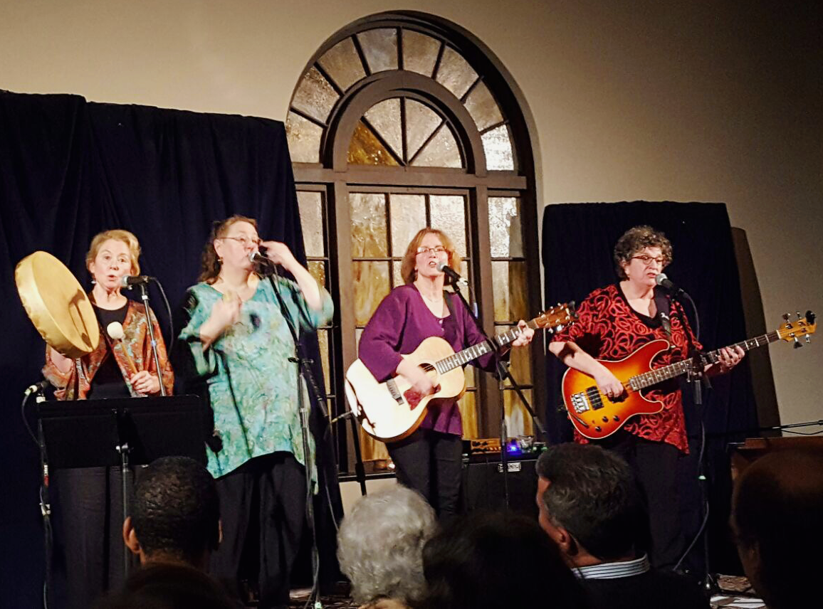 - The Righteous Mothers at the Fremont Abbey, March 2017.