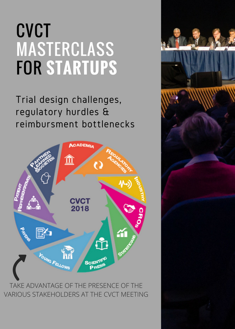 Benefits of attending CVCT for Start-Ups: