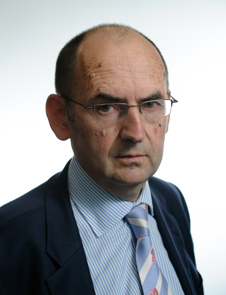 Colin Baigent (Oxford, GBR)